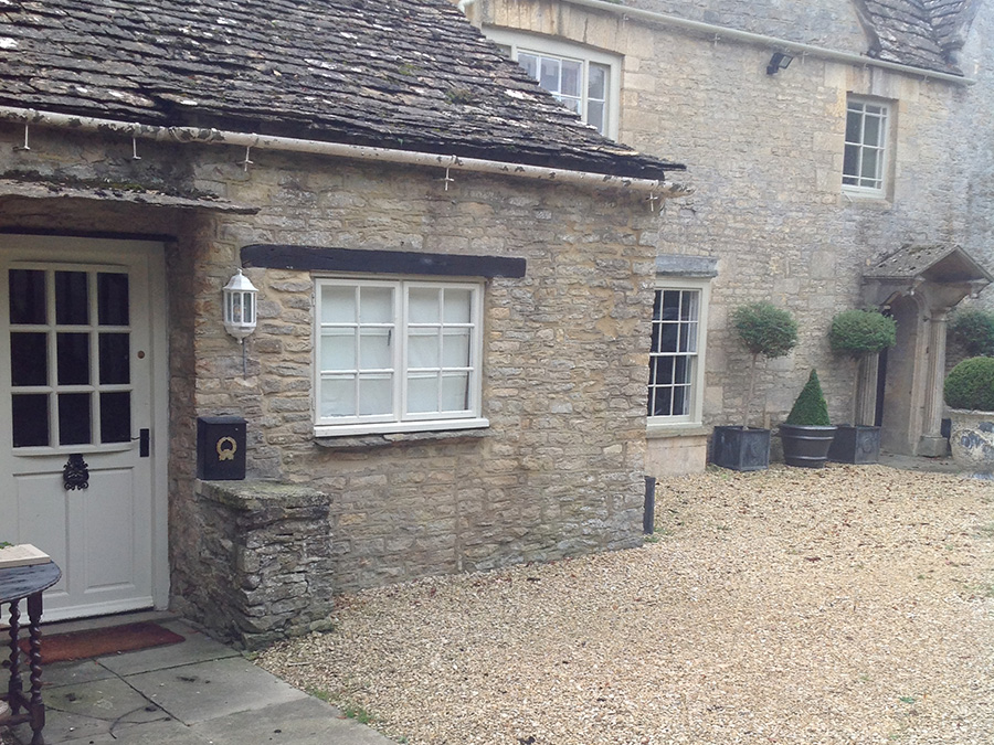 Shill House Cottage, Alvescot