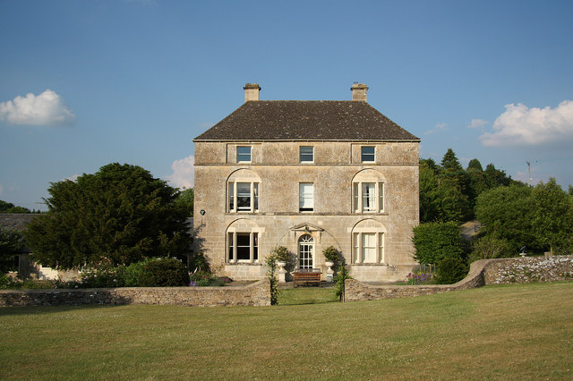 Cotswold bed and breakfast Aylworth Manor
