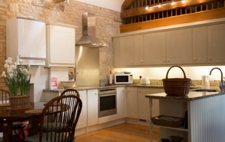 The Granary Aylworth Kitchen