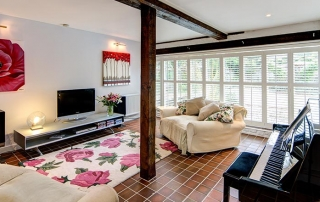 The Barn Downington, Lechlade holiday cottage
