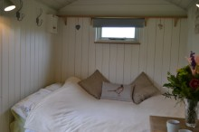 Manor Farm Shepherds Hut