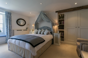 The Kingham Plough Bedroom