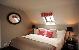 Kingham Plough Bedroom