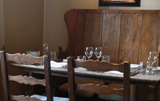 Kingham Plough Dining
