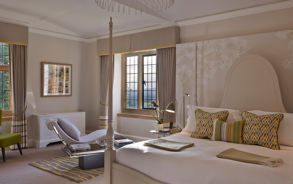 Cotswold Village Rooms Foxhill Manor Bedroom 3 Cotswold